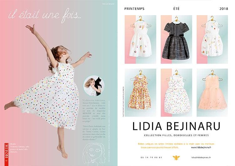 BENUDE magazine Vicktoria Adriana
