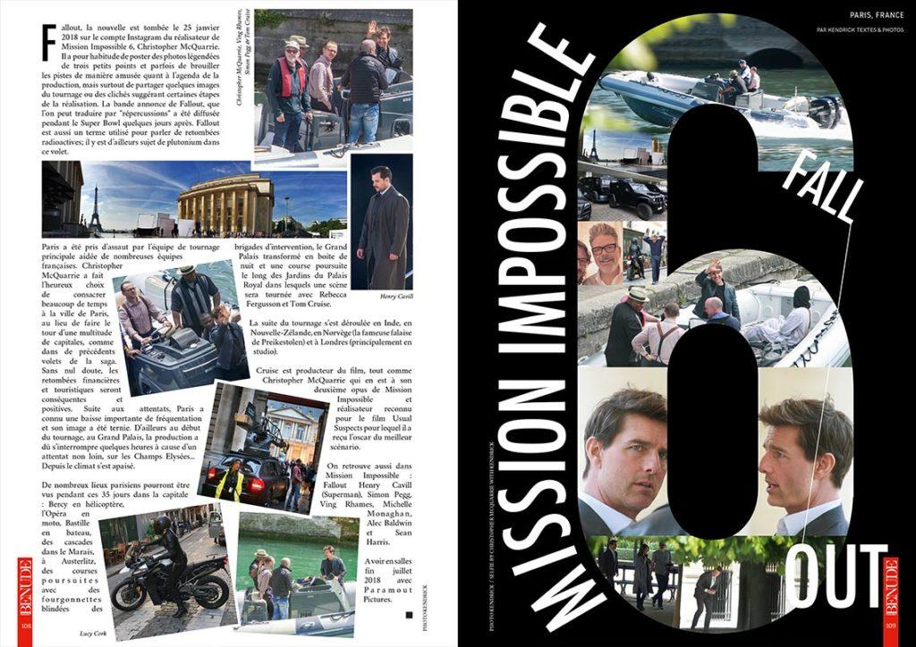 benude magazine missionimpossible6 kendrick