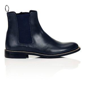 MADELEINE Boots femme marine / bleu