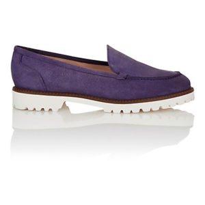 MADELEINE Mocassins femme lilas / violet