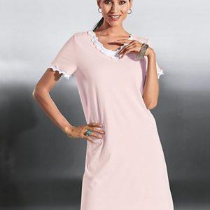MADELEINE Nuisette femme rosé/blanc / rose pâle