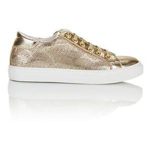 MADELEINE Sneakers femme doré