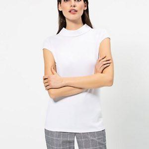 MADELEINE T-shirt femme blanc