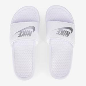 Benassi Jdi Nike Blanc 39 Female