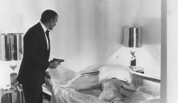 Le pistolet de Sean Connery dans le premier James Bond mis aux enchères.