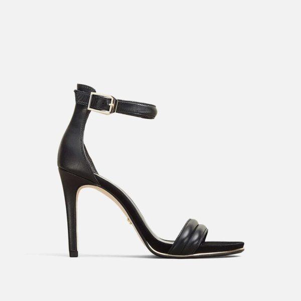 Brooke Ankle Strap Stiletto