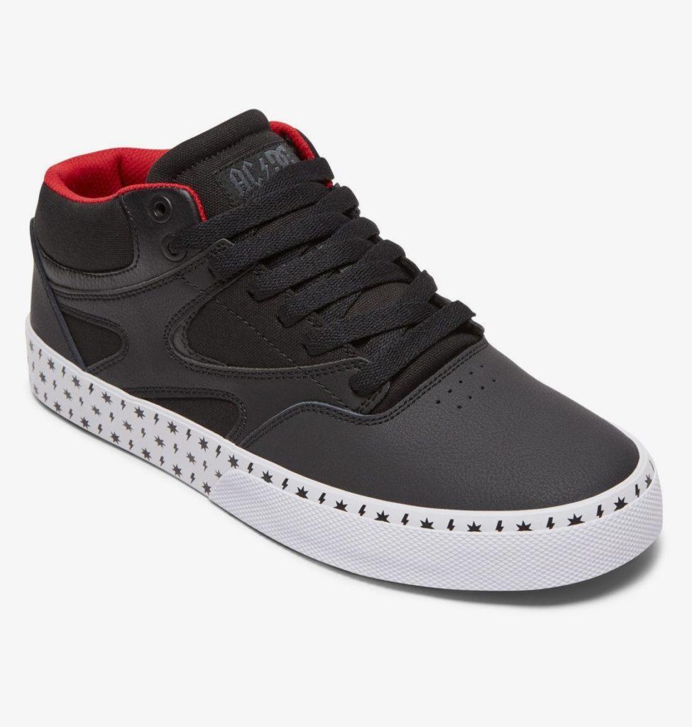 DC Shoes AC/DC Kalis Vulc