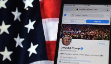 Le citoyen Donald Trump sera moins libre sur Twitter.