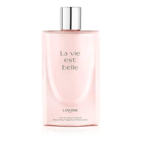 La Vie Est Belle Lait De Parfum Nutritif 200 Ml Lancôme