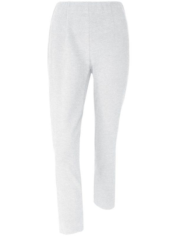 Le pantalon 7/8 Peter Hahn blanc taille 38