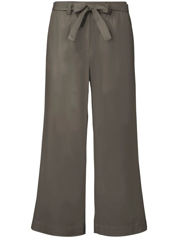 Le pantalon 7/8 coupe Cornelia MYBC vert taille 22