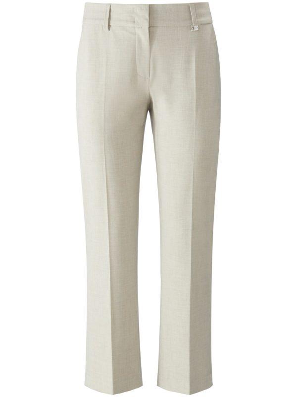 Le pantalon 7/8 modèle Dora Cropped Raffaello Rossi gris taille 48