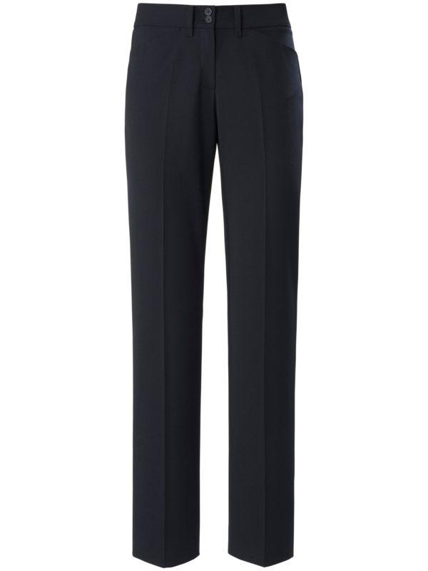 Le pantalon Feminine Fit modèle Celine Brax Feel Good bleu taille 38