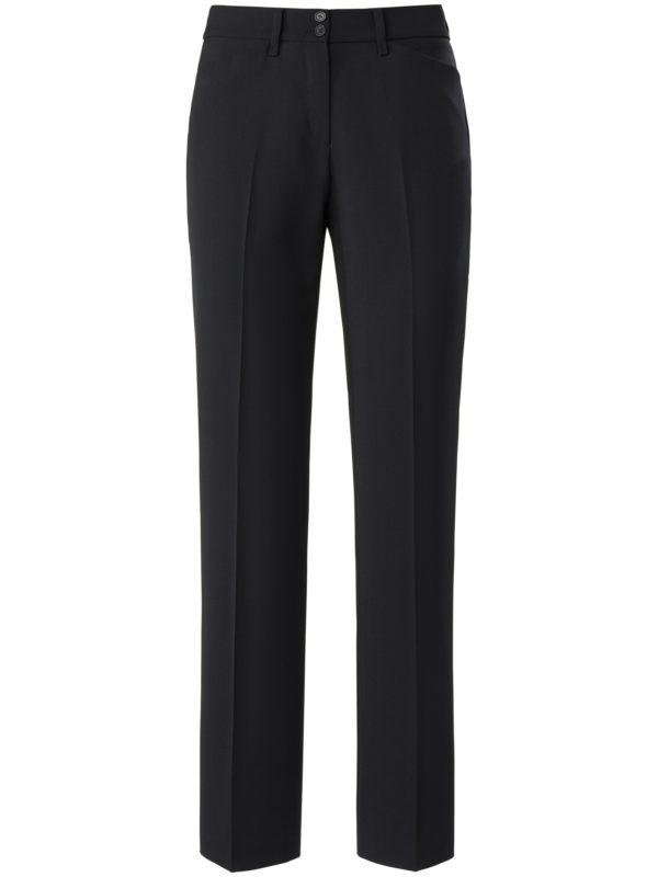 Le pantalon Feminine Fit modèle Celine Brax Feel Good noir taille 38