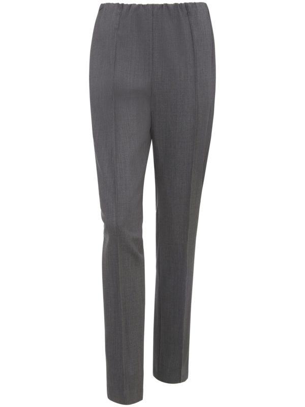 Le pantalon ProForm Slim, modèle PAULA Raphaela by Brax gris taille 38