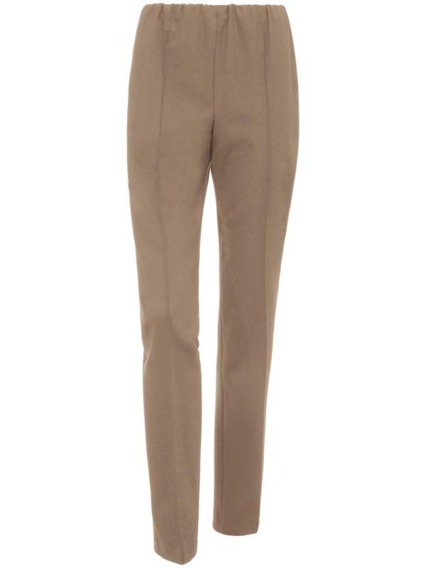 Le pantalon ProForm Slim, modèle PAULA Raphaela by Brax marron taille 38