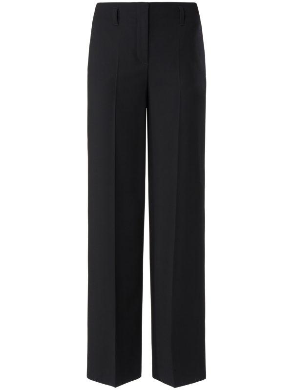 Le pantalon Wide Fit coupe Cornelia Peter Hahn noir taille 40