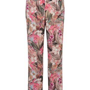 Le pantalon à enfiler mayfair by Peter Hahn multicolore taille 42