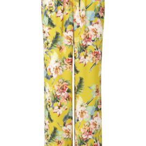 Le pantalon coupe Cornelia Peter Hahn multicolore taille 20