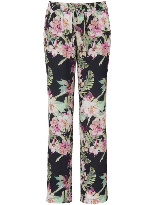 Le pantalon coupe Cornelia Peter Hahn multicolore taille 40