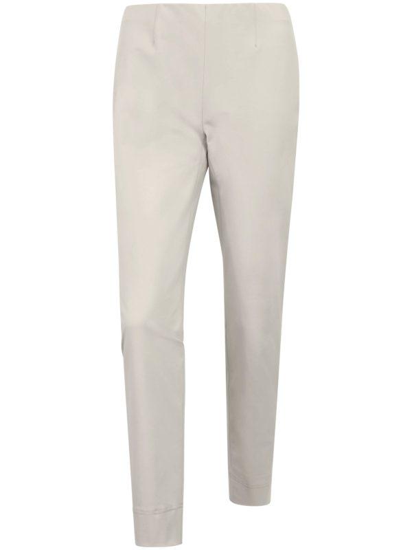 Le pantalon longueur chevilles modèle Penny Raffaello Rossi beige taille 42