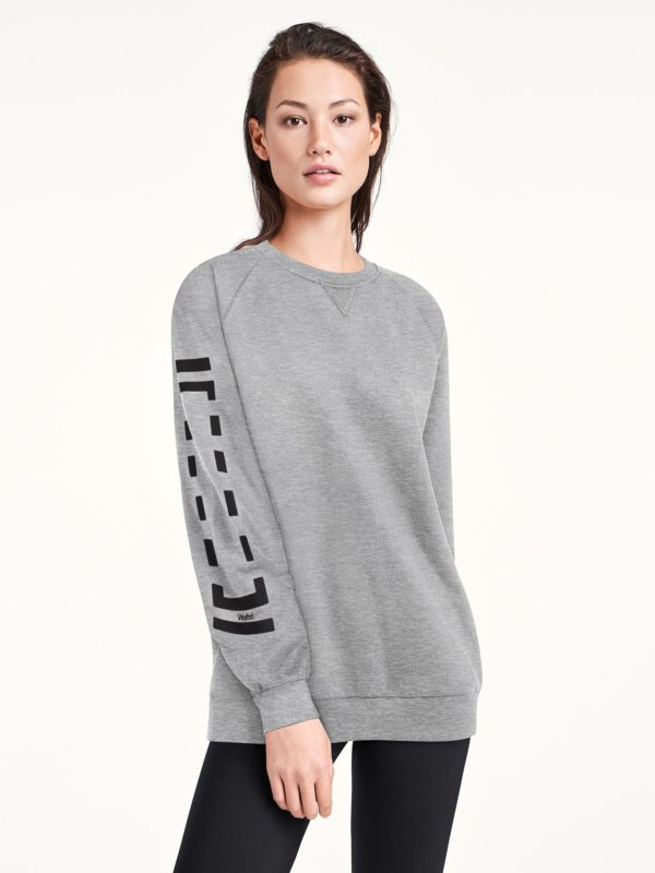 Logo Sweat Pullover - 9635 - L