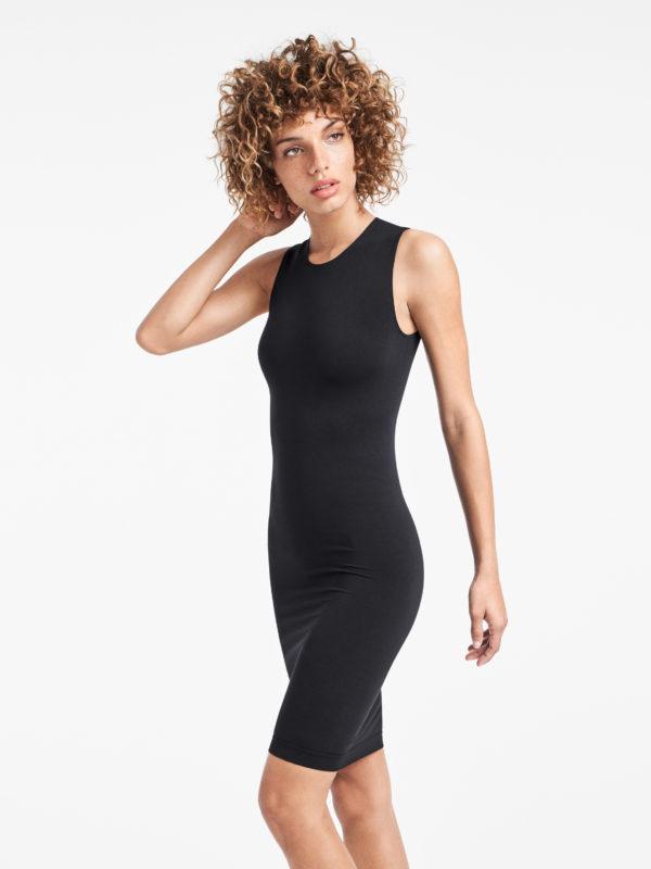 Natural Forming Dress - 7005 - L