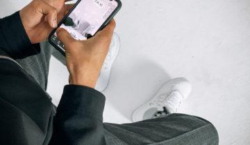 Dior B27 : essayez les baskets sur Snapchat