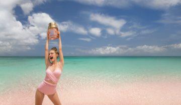 Gigi Hadid, nouveau visage du parfum Michael Kors Wonderlust