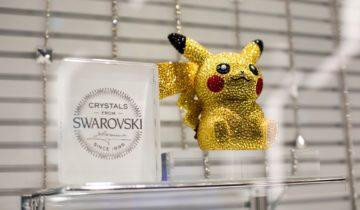 Pikachu à la Fashion Week: quand le luxe investit l'univers du jeu vidéo.