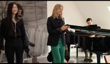 Insider Zadig & Voltaire Printemps-Eté 2021 : Interview de Cecilia Bönström, directrice artistique.