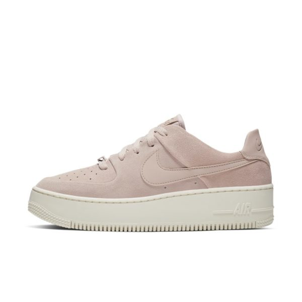 Chaussure Nike Air Force 1 Sage Low pour Femme - Blanc