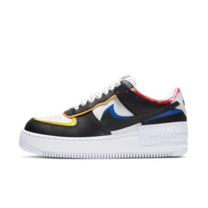Chaussure Nike Air Force 1 Shadow pour Femme - Blanc