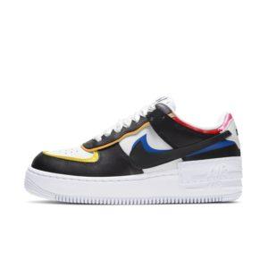 Chaussure Nike Air Force 1 Shadow pour Femme - Blanc