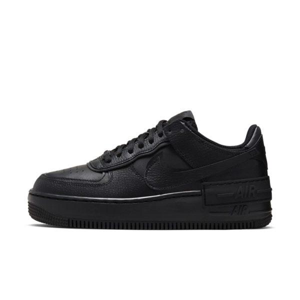 Chaussure Nike Air Force 1 Shadow pour Femme - Noir