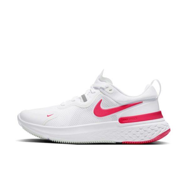 Chaussure de running Nike React Miler pour Femme - Blanc