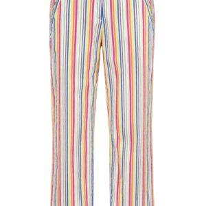 Le pantalon 7/8 Modern Fit modèle Maine Sport Brax Feel Good multicolore taille 42