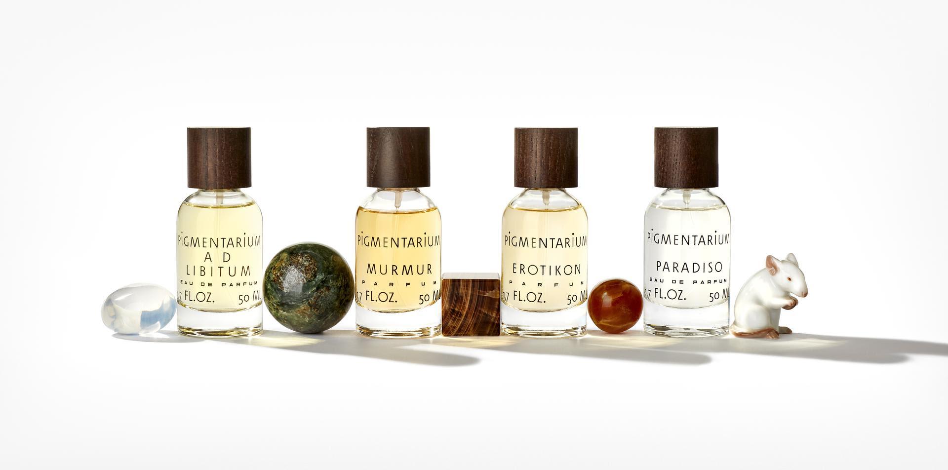 pigmentarium parfum benudemagazine