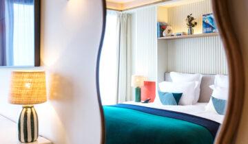 La Maison Sarah Lavoine rénove l'hôtel Le Café de Paris
